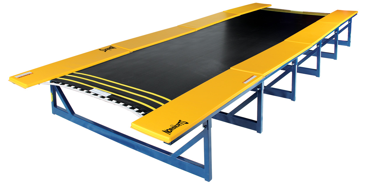 40 Ross Tumble Tramp With Pads Norbert S Athletic