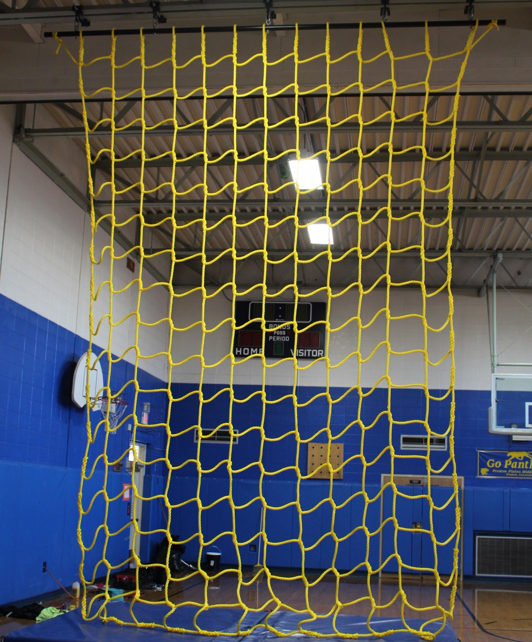 10 X 10 Cargo Net Norbert S Athletic Products Inc