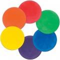 Multicolor Spots, Set of 6
