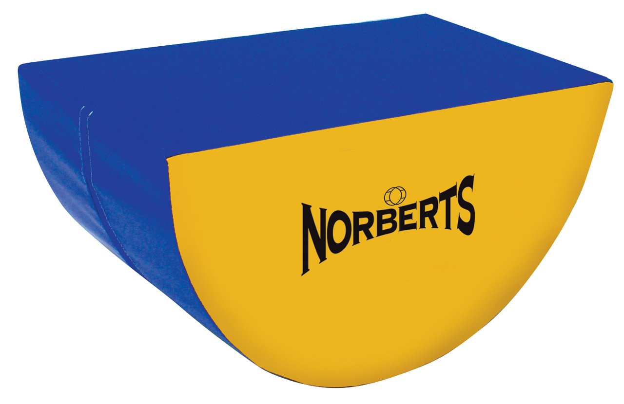 15in Radius X 18in W Rocker Norbert S Athletic Products