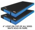 "Ninja Mat Package - Two 5' x 10' x 8"" Mats & Connector Flap"