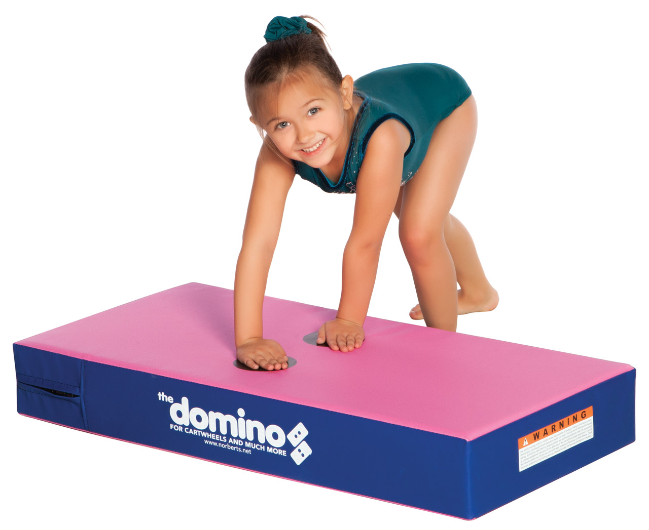 One Domino Cartwheel Block Norbert S Athletic Products Inc