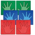 Little Hand Prints, Set of 12