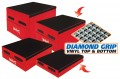 """Plyo Block Set of 4, One each of 6"""", 12"""", 18"""" and 24"""" Height"""
